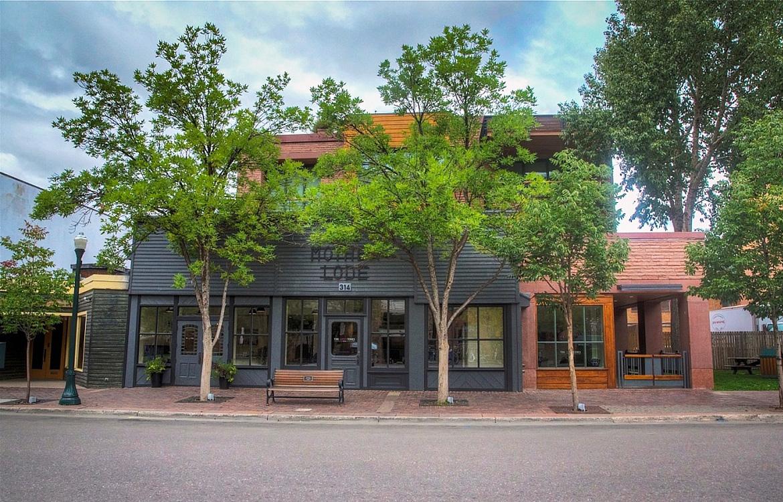 Aspen Times Commercial Building