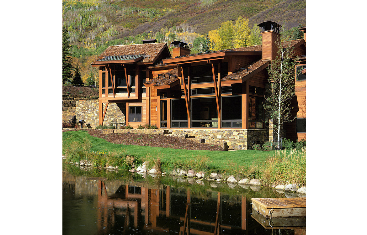 Castle Creek Traditional Home