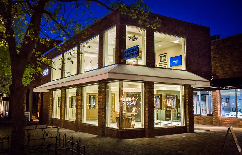 Officine Panerai Commercial Building