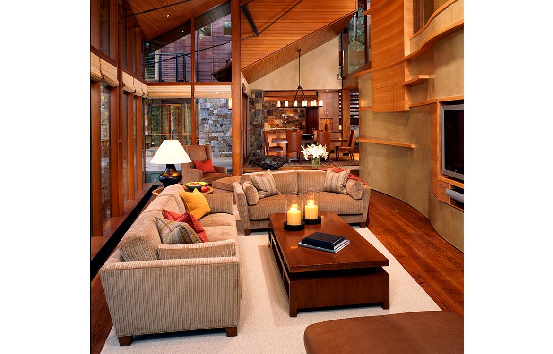 Stillwater Ranch Mountain Contemporary Home