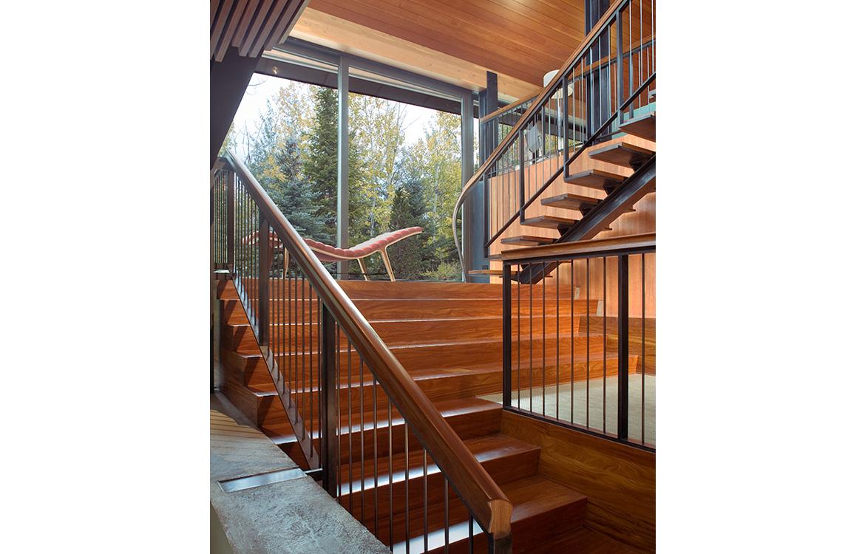 Wood Run Mountain Contemporary Home