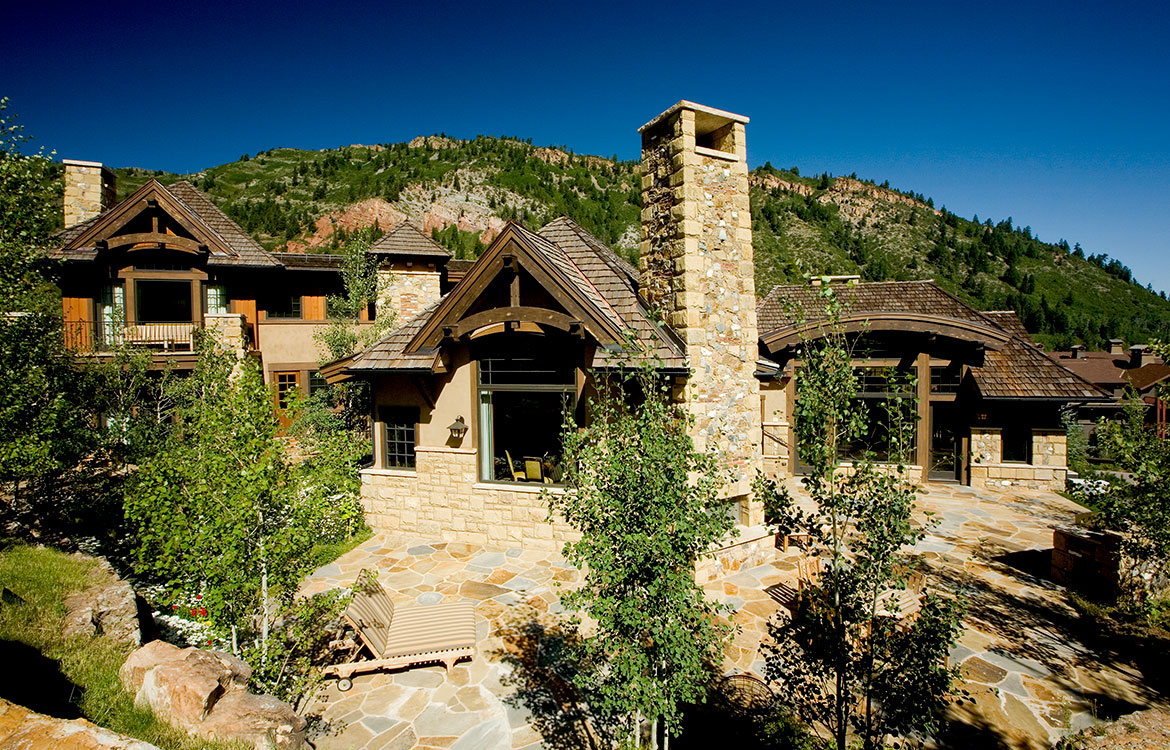 Aspen Highlands Traditional Home