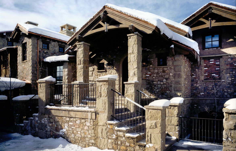 Edgewood Lane Traditional Home