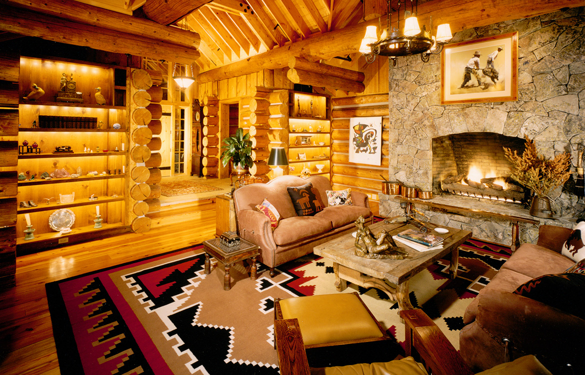 Maroon Creek Traditional Home