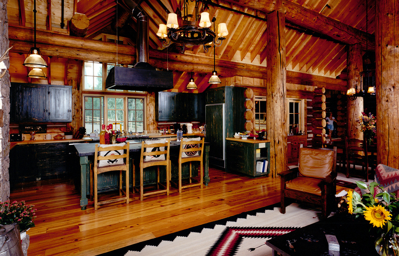 Maroon Creek Traditional Home